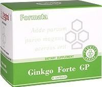 Ginkgo Forte GP – формула для улучшения мозгового и периферического кровообращения