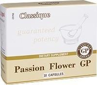 Passion Flower GP - природное успокоительное средство, антидепрессант