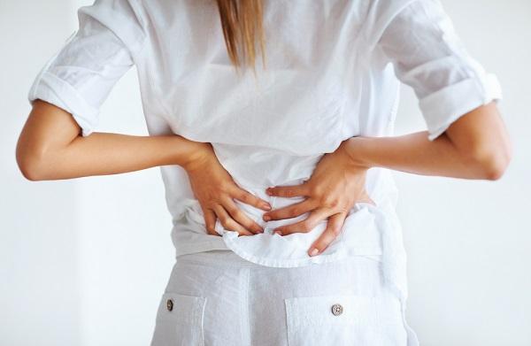 Возникновение боли в поясничной области свидетельствует о локализации патологии в почках