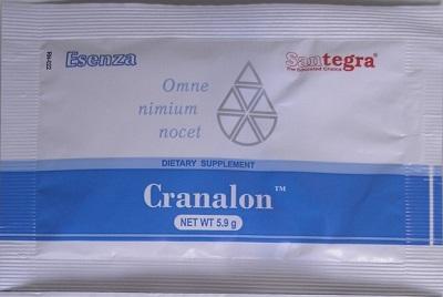 Cranalon™ - мультивитаминная формула содержащая диетическую клетчатку