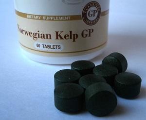 Norwegian Kelp GP - источник органического йода