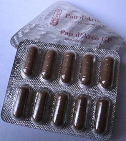 Pau d′Arco GP - природный «антибиотик», иммуностимулятор