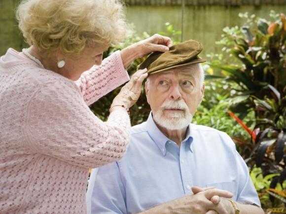 Aтипичный вариант старческого слабоумия