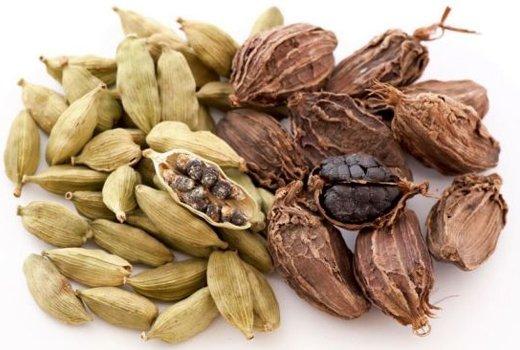 Плоды кардамона