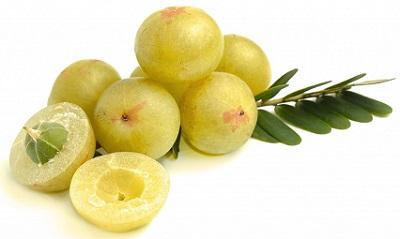 Плоды амла (Emblica Officinalis)
