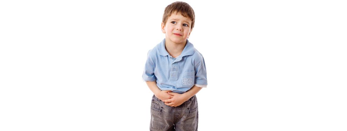 Гастритные симптомы при пищевой аллергии
