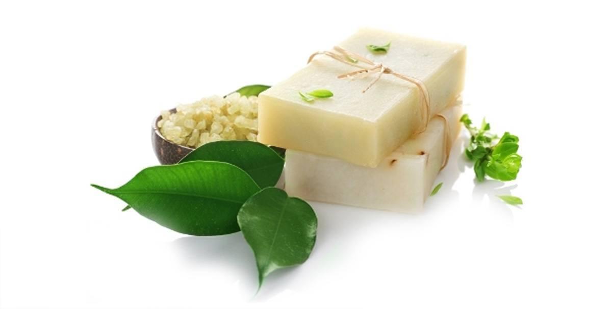 Не используйте жесткие сорта мыла