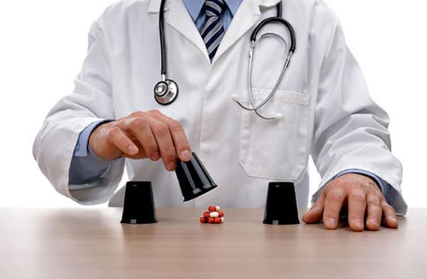 Исследования плацебо