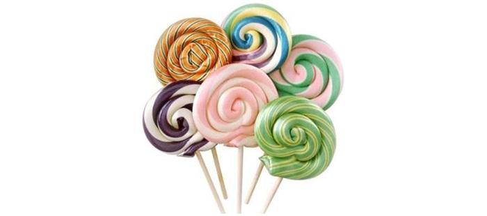 Карамельные конфеты