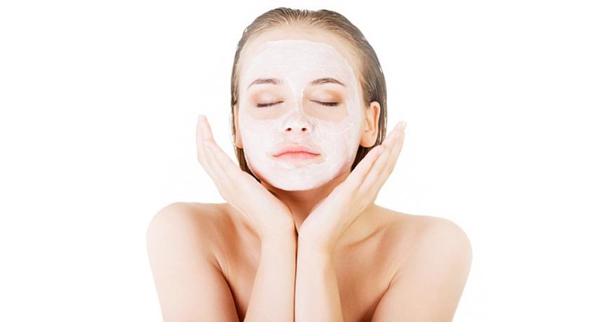 Майонезная маска для жирного типа кожи и комбинированного