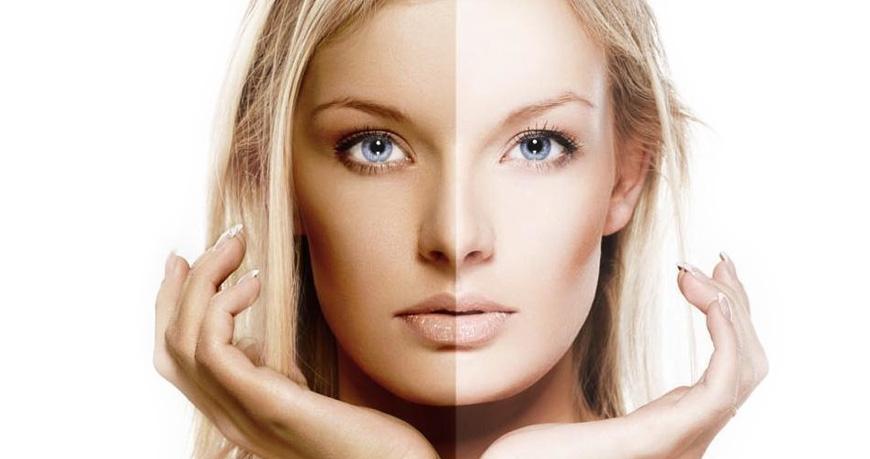 Как в домашних условиях сделать смуглой кожу лица