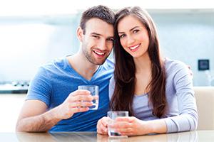 Нормы потребления воды в зависимости от пола