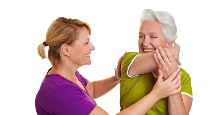 Пассивные упражнения и физиотерапия