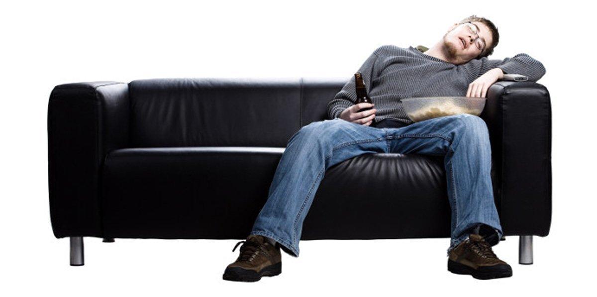Фото дома на диване