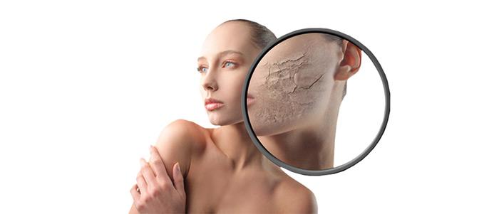 Маска, увлажняющая сухую кожу