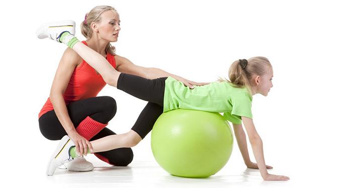 Активные упражнения
