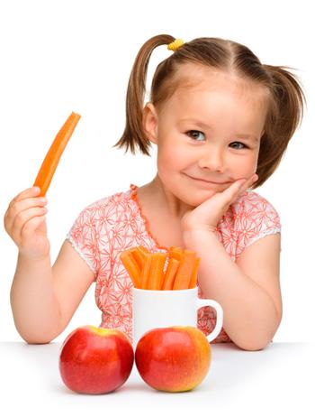 Польза завтрака для детей