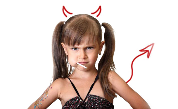 Как справиться с плохим поведением ребенка?