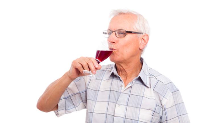 Нормы потребления алкоголя в пожилом возрасте