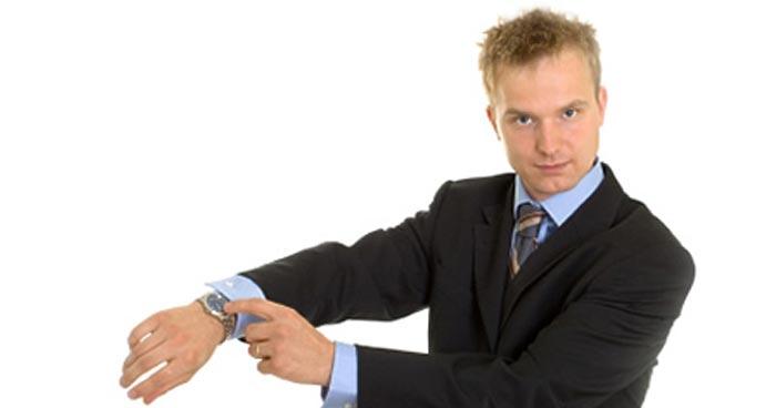 Мужчина, по которому можно сверять часы