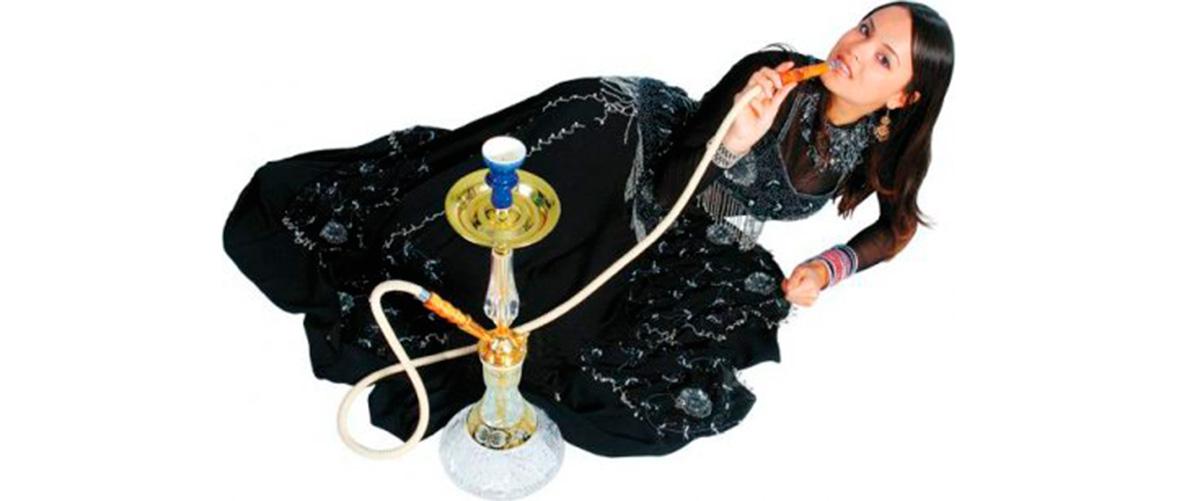 Вред кальянного дыма