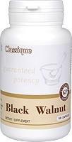 Black Walnut – содержит спектр витаминов и минералов