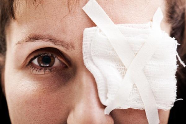 Травмы глаз (инородные тела, ушибы, ожоги)