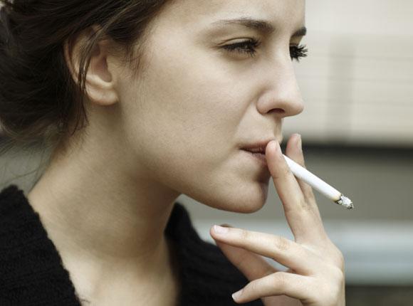 С увеличением времени после прекращения курения риск возникновения рака снижается