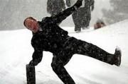 Остерегайтесь зимнего травматизма