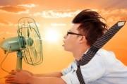 Воздействие экстремальных температур на организм ч
