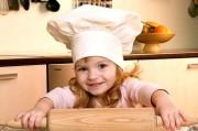 Ребенок отвлекает от домашних хлопот? Хозяйничаем вместе