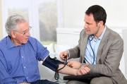Артериальное и венозное давление у отечных больных