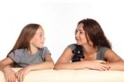 Готовим дочь к началу менструации
