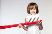 Зубные пасты и щетки для детей