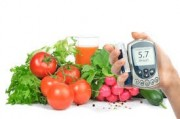 Правильное питание при сахарном диабете