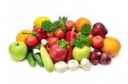 Овощи и фрукты – отличная диета