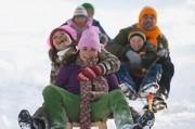 Зимние игры с пользой для здоровья
