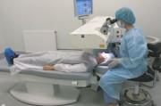 ВГД-снижающее лазерное лечение