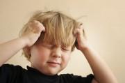 Мигрень у детей - синдром первичной головной боли