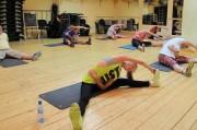 Использование партерной гимнастики при лечении боли в спине