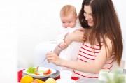 Питание беременной и кормящей женщины и грудного ребенка