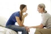 Чтобы говорить с ребенком об интимном, с ним надо дружить