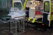 Транспортировка новорожденных: опыт Днепропетровск
