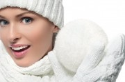 Особенности ухода за кожей зимой