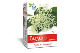 Чай «Бузина с витамином С Вертекс»