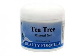 Минеральный гель с маслом чайного дерева