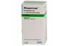 Мадопар 125