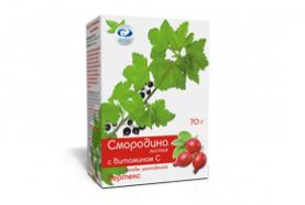 Чай «Cмородина с витамином С Вертекс»