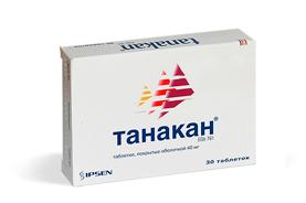 Танакан