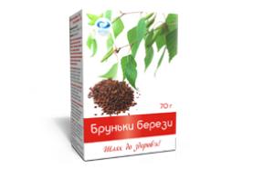 Чай «Почки березы с витамином С Вертекс»